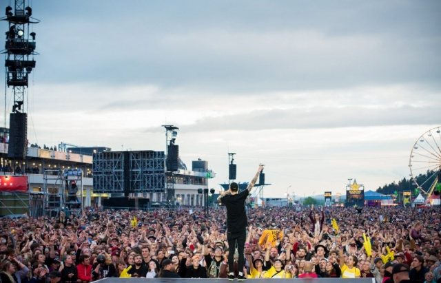 Casper / Rock am Ring 2018