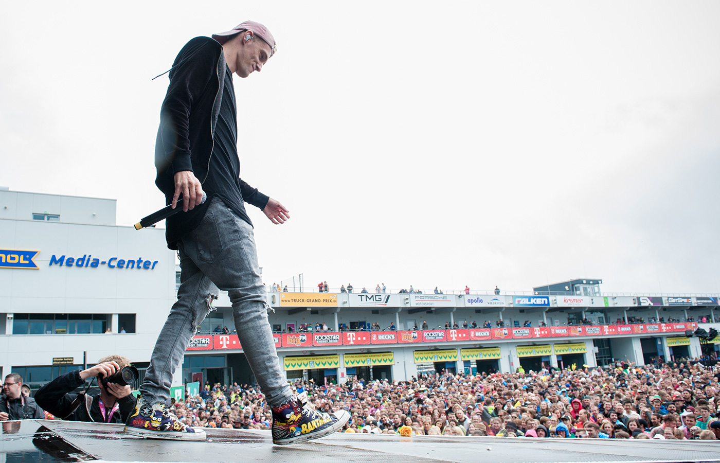 Walking On Cars / Rock am Ring 2018
